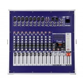 Mixing console...